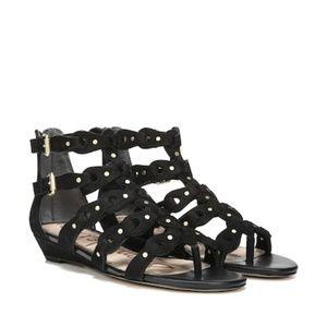 c0753409c5cd7d Sam Edelman Shoes - Sam Edelman – Draper Cage Sandal BLACK   6